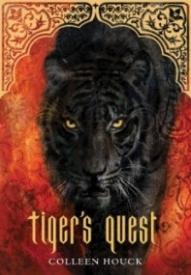 Tiger's Quest (The Tiger Saga #2)