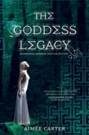 The Goddess Legacy (Goddess Test #2.5)