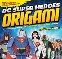 DC Superheroes Origami