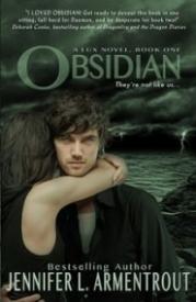 Obsidian (Lux #1)