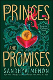 Of Princes and Promises (Rosetta Academy, #2)