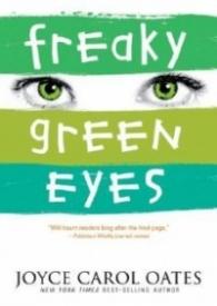 Freaky Green Eyes