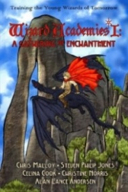 A Gathering of Enchantment (Wizard Academies #1)