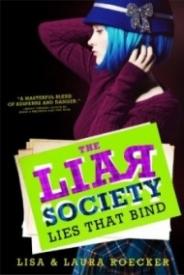 The Lies That Bind (The Liar Society #2)