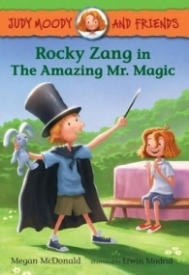 Rocky Zang in The Amazing Mr. Magic (Judy Moody and Friends #2)