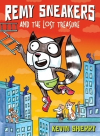 Remy Sneakers and the Lost Treasure (Remy Sneakers #2)