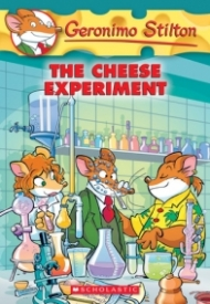 The Cheese Experiment (Geronimo Stilton #63)