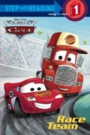 The World of CARS: Race Team
