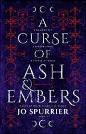 A Curse of Ash & Embers (The Blackbone Witches, #1)