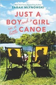 Just a Boy and a Girl in a Little Canoe (I See London, I See France, #2)