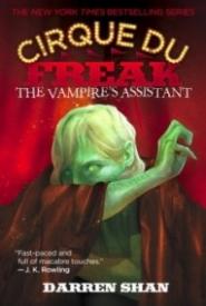 The Vampire's Assistant (Cirque du Freak #2)