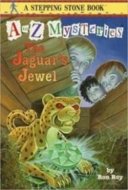 The Jaguar's Jewels (A to Z Mysteries #10)