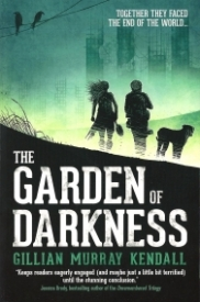 The Garden of Darkness cover