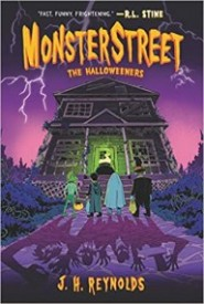 The Halloweeners (Monsterstreet #2)