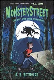 The Boy Who Cried Werewolf (Monsterstreet #1)