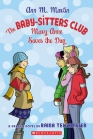 Mary Anne Saves the Day (BSC Graphix #3)