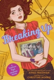 Breaking Up (Fashion High Graphic Novel)