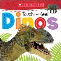 Touch and Feel Dinos