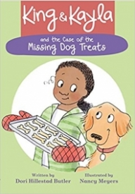King & Kayla and the Case of the Missing Dog Treats (King and Kayla #1)