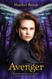 Avenger (Halflings Book 3)