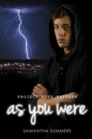 As You Were (Project Five Fifteen Book #2)