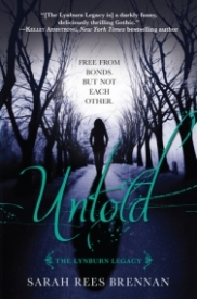 Untold (The Lynburn Legacy #2)