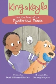 King and Kayla and the Case of the Mysterious Mouse (King and Kayla #3)