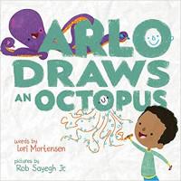 Arlo Draws an Octopus