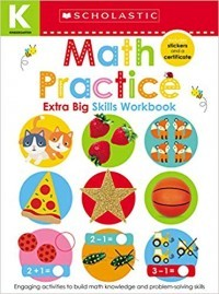 Math Practice; Extra Big Skills Workbook