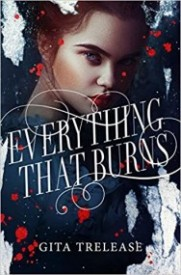 Everything that Burns (Enchantee, #2)