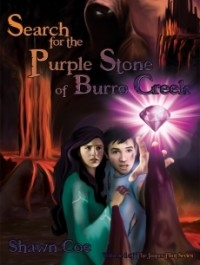 Search for the Purple Stone of Burro Creek