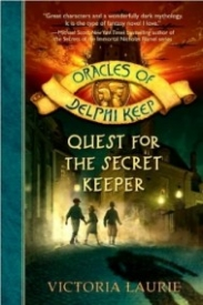 The Quest for the Secret Keeper (Oracles of Delphi Keep #3)