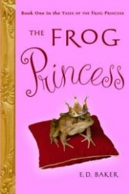 The Frog Princess (The Tales of the Frog Princess #1)