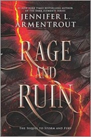 Rage and Ruin (The Harbinger, #2)