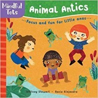 Mindful Tots: Animal Antics