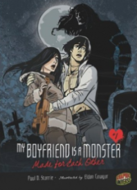 My Boyfriend is a Monster 2:  Made for Each Other