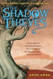 The Cronus Chronicles: The Shadow Thieves (Book 1)