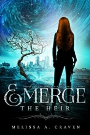 Emerge: The Heir (Immortals of Indriell Book 4)