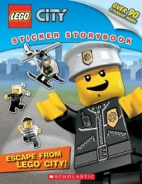 Escape from LEGO City! (LEGO City)