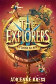The Door in the Alley (The Explorers#1)