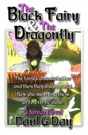 The Black Fairy and the Dragonfly