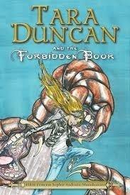 Tara Duncan and the Forbidden Book (Tara Duncan #2)