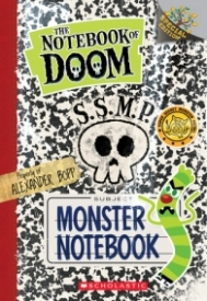 Monster Notebook: A Branches Special Edition (The Notebook of Doom)