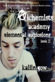 Elemental Explosions (Alchemists Academy #2)