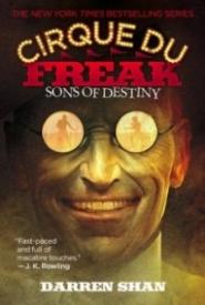 Sons of Destiny (Cirque du Freak #12)