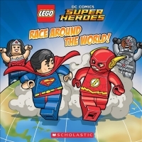 LEGO DC Comic Super Heroes: Race Around The World