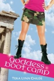 Goddess Boot Camp (Oh. My. Gods. #2)