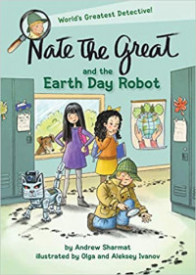 Nate the Great and the Earth Day Robot