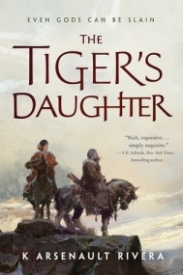 The Tiger's Daughter (Their Bright Ascendency #1)
