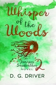 Whisper of the Woods, A Juniper Sawfeather Novel 2
